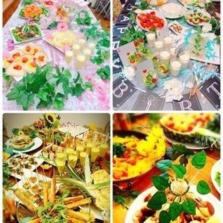パーティー料理教室 in 堺筋本町 - 大阪市