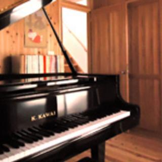 ピアノレッスン(女性限定)