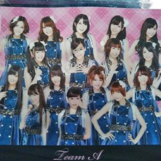 AKB48【Team A】 3Dマウスパッド(新品未使用)