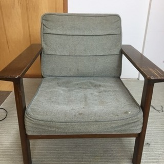 カリモク 1人掛け 椅子