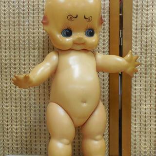 南12条店 特大キューピー人形 フィギュア 54cm 緑羽根 日...