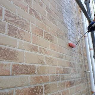 住宅 アパートの屋根外壁塗装 - 長崎市