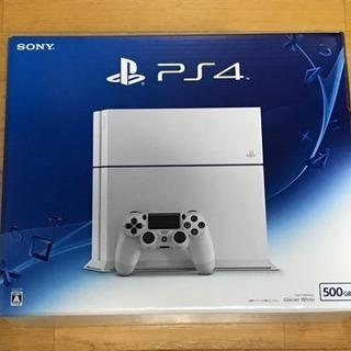PS4本体 手渡しのみ