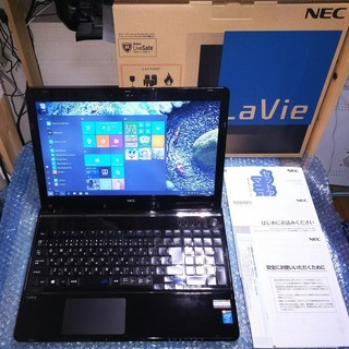 美品 LaVie改60 Core i7 SSD HDD Win10