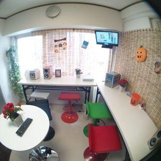 港区麻布十番の女性限定のハウス。個室67500円、ドミトリー305...