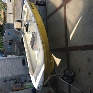 エボシ320プロ EBOSHI-320PRO カートップボート