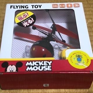 新品 未使用 ミッキーマウス ヘリコプター ラジコン ディズニー