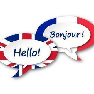 フランス語・英語。カフェで気軽に英...