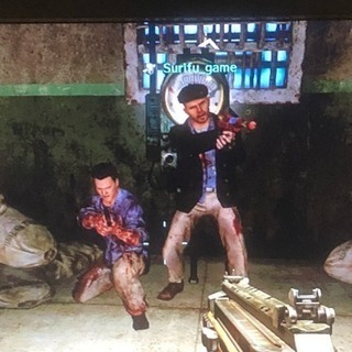 PS3のBLACK OPSⅡ ZOMBIES
