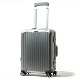 ☆新品☆RIMOWA トパーズ 34Lスーツケース