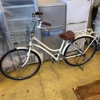 ママチャリ26インチ 3段ギア ブリジストン自転車 仕上がりました