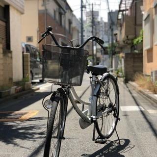 自転車★シティサイクル★26インチ [ジャンク扱い]