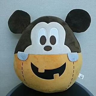 ミッキーマウス ハロウィンVer クッション枕