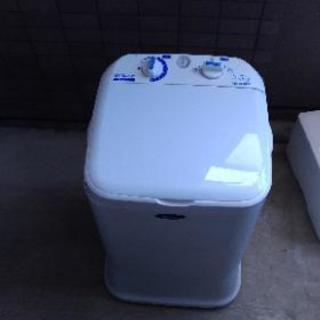 小型洗濯機 My wave duo 2.5kg 1槽式 自動脱水