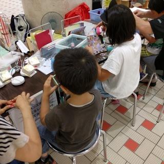7/7-8 金沢駅で子供向けハンズオンのお手伝いしてくださる方を募...