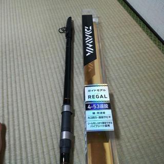 DAIWA リーガル4-53遠投(未使用)、ウインドキャスト