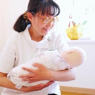 赤ちゃんとお喋りできるベビーマッサージ☆住吉区・万代☆カフェミナ...