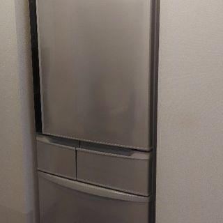 冷蔵庫(Panasonic NR-E430V 426L 幅60c...