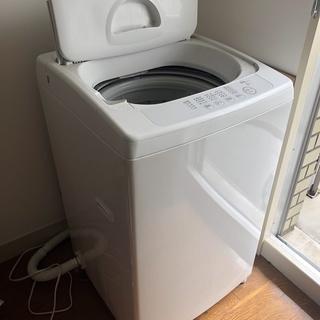 【洗濯機】AQUA 6kg(AQW−S60C)