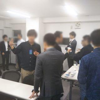 第2回ワンコイン異業種交流会in東新宿