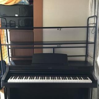 電子ピアノ棚