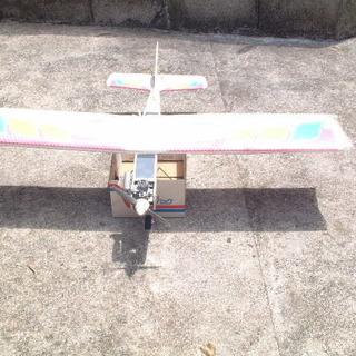 エンジン飛行機2