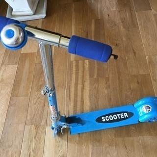 キックスケーター ブルー系
