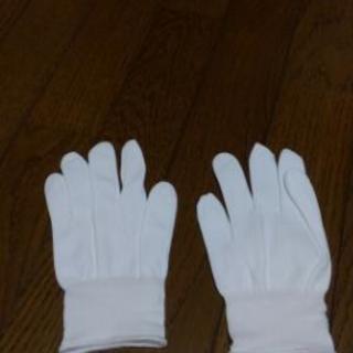 ナイロンシームレス手袋 ノンコートタイプ Sサイズ