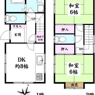 神奈川新町駅徒歩4分,オーナーチェンジ物件(家賃6万)