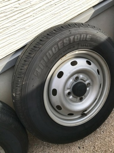 ブリジストン タイヤ