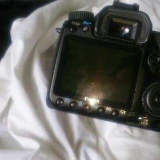 デジタルカメラCANON EOS40D中古品付属品多数