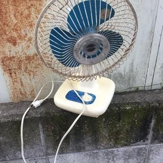送風機3つ