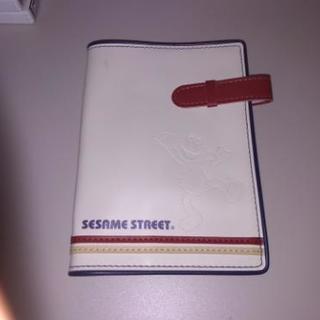 セサミストリート 手帳カバー スケジュール帳カバー