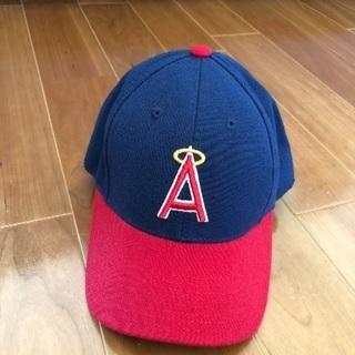 メジャーリーグ エンジェルス キャップ 野球帽子 サイズ55cm