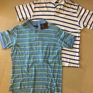 大きいアメリカサイズ ポロシャツ5点