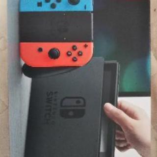 Nintendo Switch 外箱・保証書付