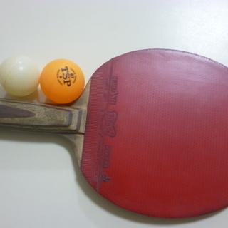 【取引中】 卓球ラケット ¥0