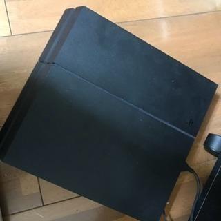 PlayStation4とカセット