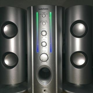 コンパクト3Dスピーカー  ASP-1700 (株)オーム電機