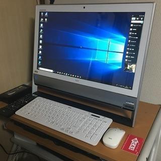 中古 高スペック一体型PC NEC VN770/MSW Core ...