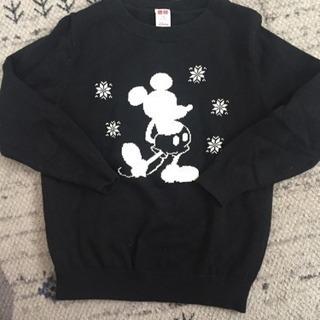 ミッキーマウスのセーター