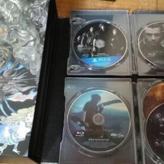 処分! PS4版 ファイナルファンタジー15アルティメットコレク...