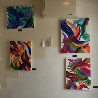 小さな…小さな廊下のギャラリー in 中土佐町