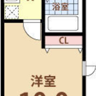 江坂駅7分 家賃4.5万 共益費8000円 30.10㎡