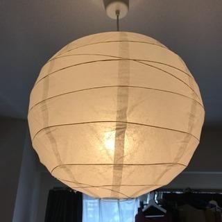 IKEA ペンダントランプシェード 電球付き