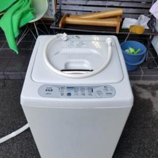 愛知県犬山市 東芝 洗濯機 4.2kg 2005年 動作良品!