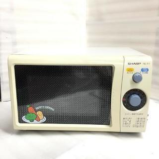 シャープ SHARP RE-T11 電子レンジ  2001年製 ...