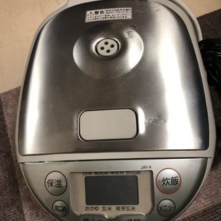 タイガー 09年製炊飯器