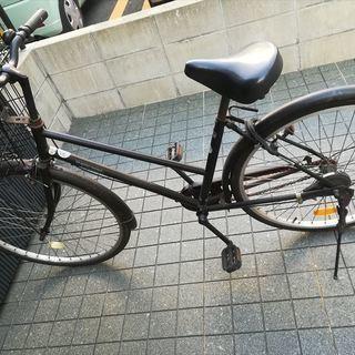 中古自転車を売ります。