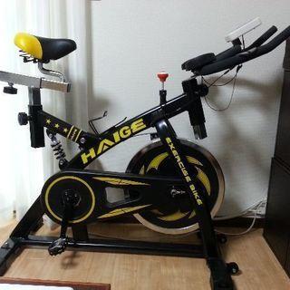 スピンバイクHG-YX-5001 エアロバイク ルームバイク 自転車